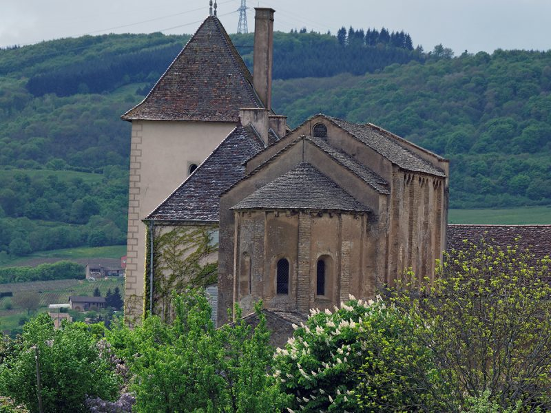 Le bâti remarquable à Berzé-la-Ville