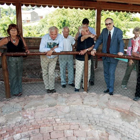 L'association : Les Amis du Vieux Berzé