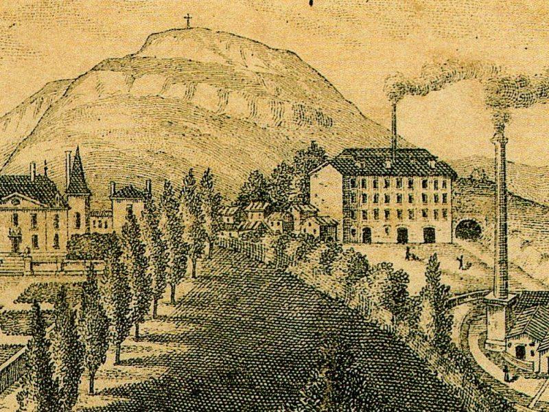 La production au 18ème et 19ème siècle
