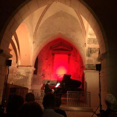 Un concert à l'église paroissiale de Berzé dans le cadre du festival Musival, le 17 septembre, à 20h.